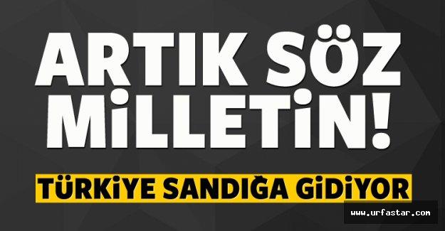 Dünyanın gözü kulağı Türkiye'de...