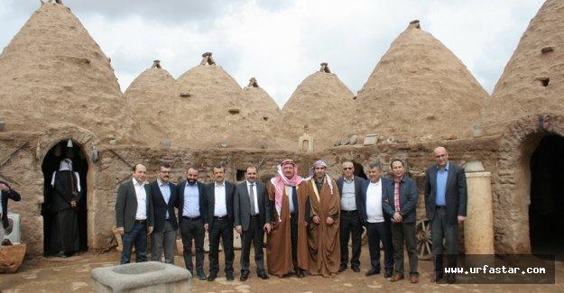 Hakim ve savcılar Urfa'ya hayran kaldı