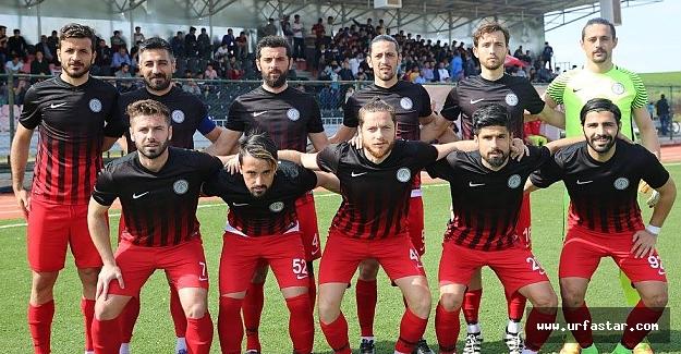 Karaköprü Belediyespor şampiyon oldu