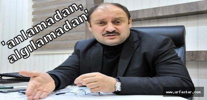 Kasım Gülpınar'dan flaş AKPM açıklaması