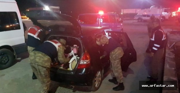 Urfa'da 99 kişi yakalandı
