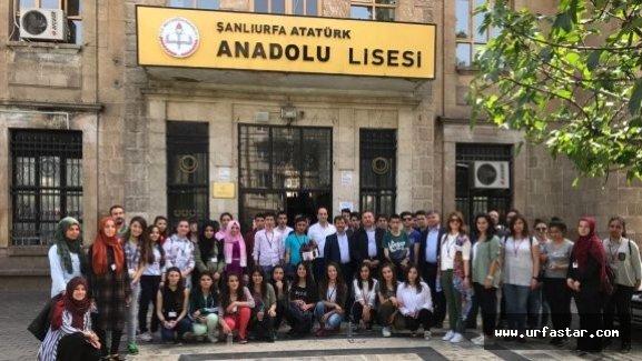 Urfa'da kardeş okul protokolü imzalandı
