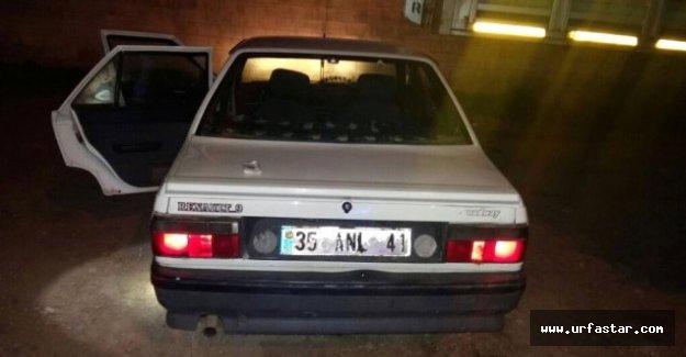 Urfa'da otomobil hırsızı yakalandı