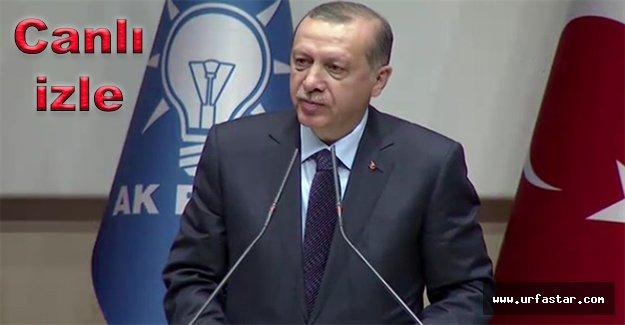 Erdoğan AK Parti'de...