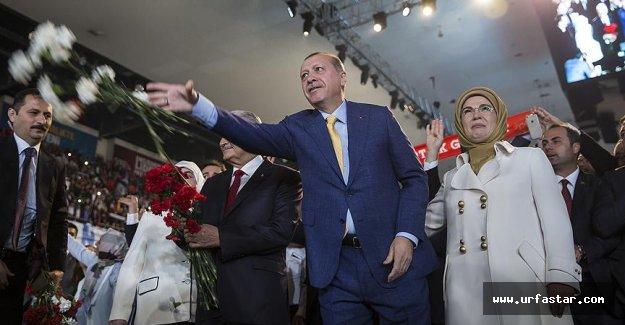 Erdoğan bin 370 imza ile tek aday