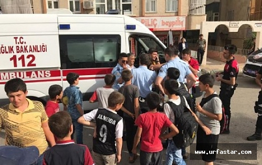 Urfa'da kardeşlerin silahlı kavgası: 3 yaralı