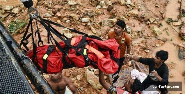 Sel Felaketi: 91 ölü, 100 kayıp