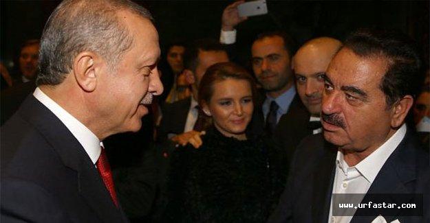 Tatlıses'ten flaş Erdoğan açıklaması
