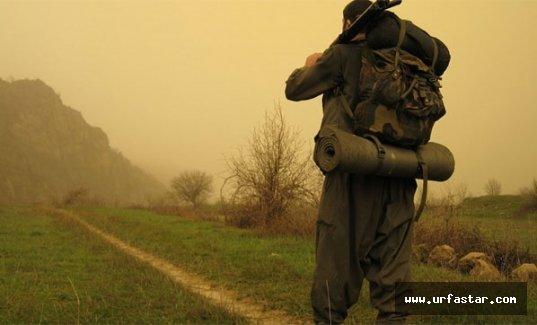 Urfa'da 1 terörist teslim oldu