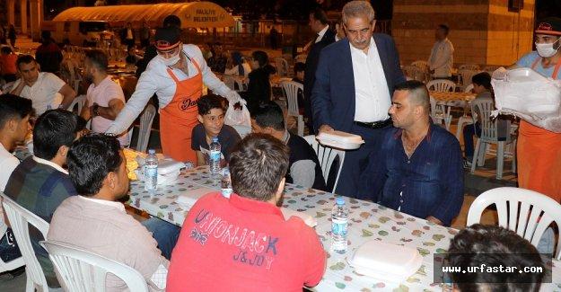 Urfa'da gelenek bozulmadı (video)