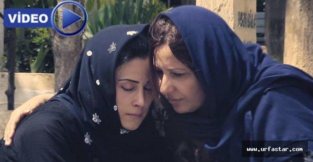 Urfa'da Şehitler için çekilen klip yayınlandı