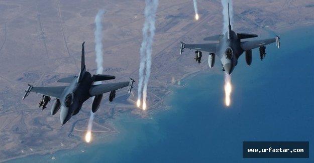 ABD Suriye'yi vurdu!