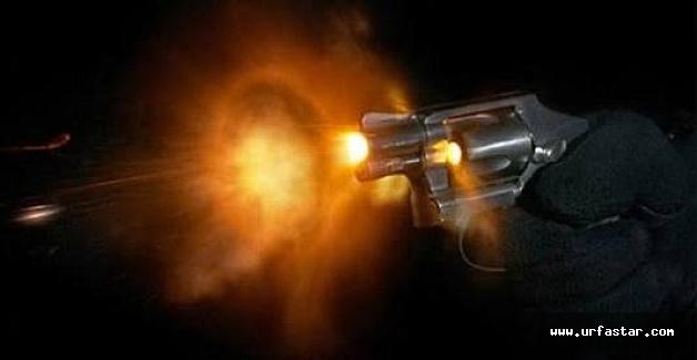Amcasını silahla vurdu