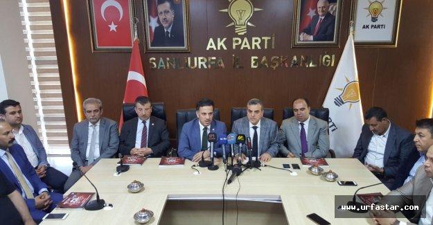 Cumhurbaşkanı Erdoğan için kollar sıvandı
