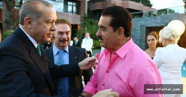 Erdoğan Tatlıses ile ne konuştu?