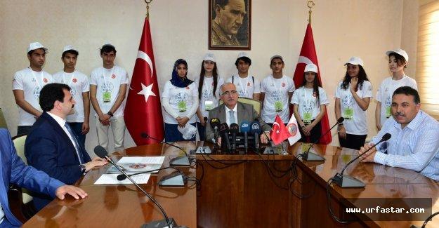 Gönüllü turizm elçileri tanıtıldı