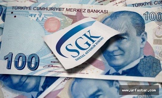 SGK'dan müjde…