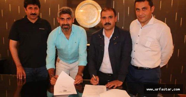 Taşdemir, Urfaspor'a imzayı attı