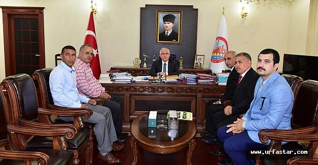 TUNA: ASKF iLE İŞ BİRLİĞİ YAPACAĞIZ