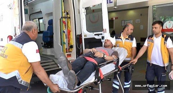 Urfa'da öğretmenler kavga etti