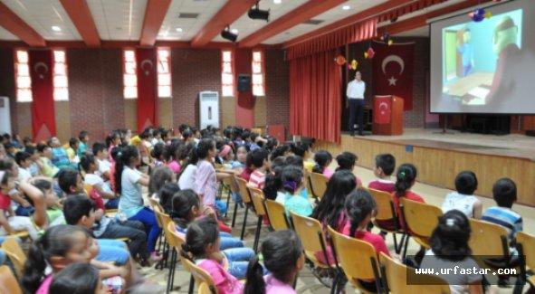 Urfa SGK'dan anlamlı eğitim