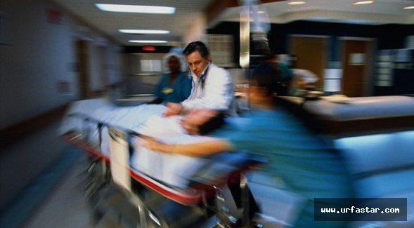 15 Kişi hastanelik oldu