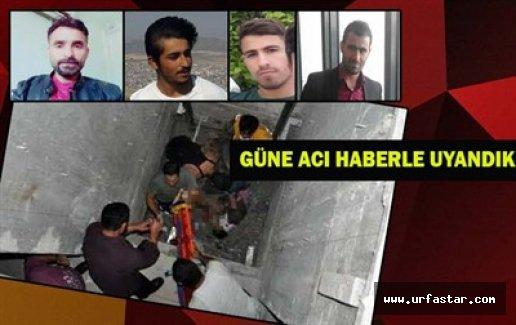 4 Suruçlu Adana'da can verdi..