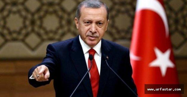 Erdoğan'dan CHP yürüyüşü için sert sözler