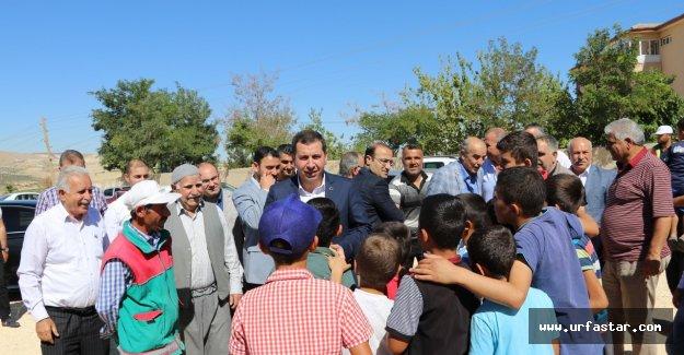 Gençler istedi Başkan Baydilli yaptı