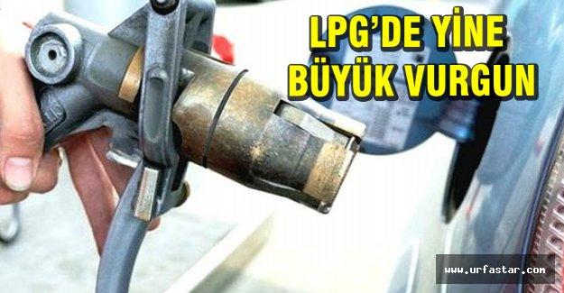 Şanlıurfa'da yine LPG isyanı