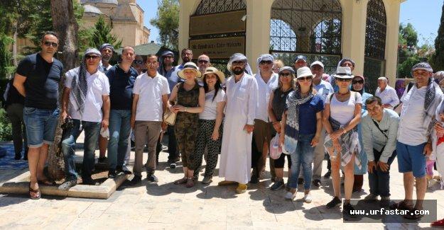 Şanlıurfa turizmi gelişiyor…