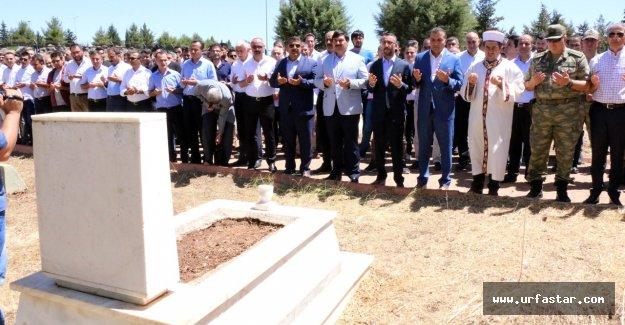 Siverek'te 15 Temmuz törenleri başladı…