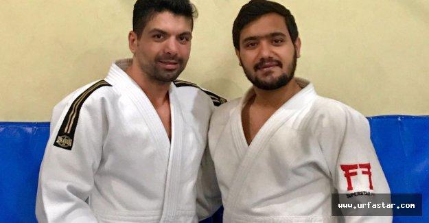 Urfa olimpiyatlara judocu gönderiyor