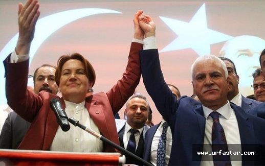 Akşener'in yeni partisi belli oldu