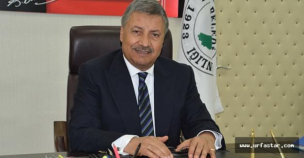 Başkan Pınarbaşı Kurban Bayramını kutladı