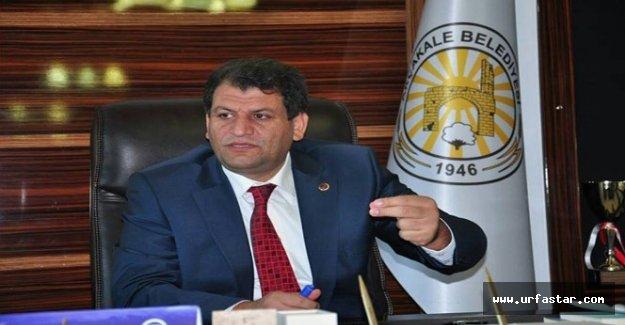 Belediye Başkanı Ayhan'dan bayram kutlaması