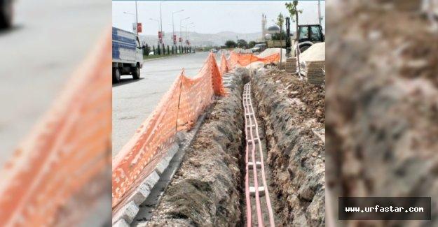 Dicle elektrikten Karaköprü'ye yatırım