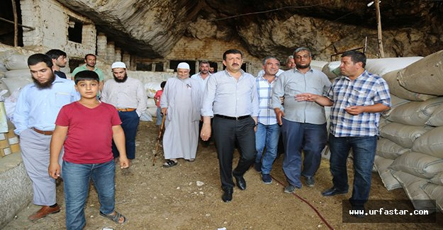 Eyyübiye'deki mağaralarla ilgili flaş gelişme