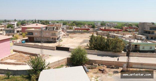 Harran'da alt yapı çalışmaları sürüyor