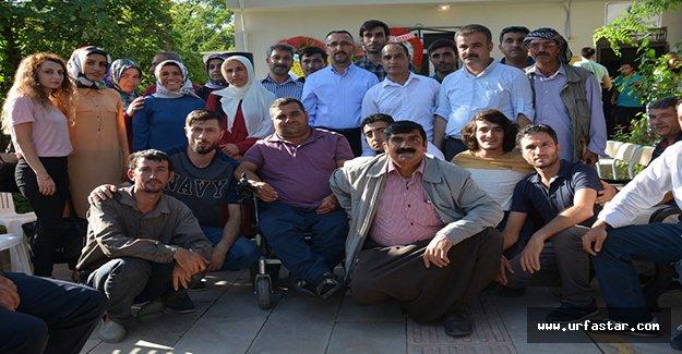 Siverek'te Engelliler koordinasyon merkezi açıldı