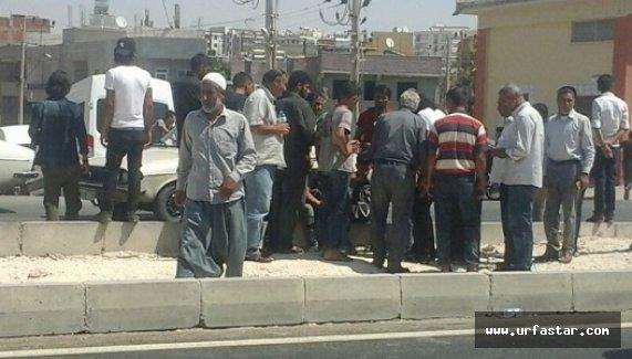 Suriyeli çocuğa araba çarptı