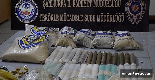 Urfa'da dev operasyon! Suikast önlendi