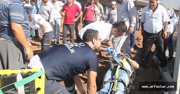 Urfa'da trafik kazası:10 yaralı