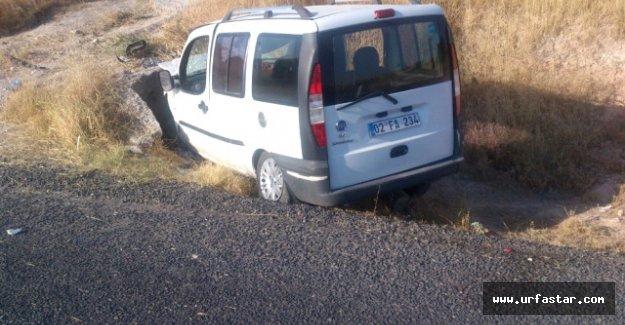 Urfa'da Trafik Kazası: 6 Yaralı