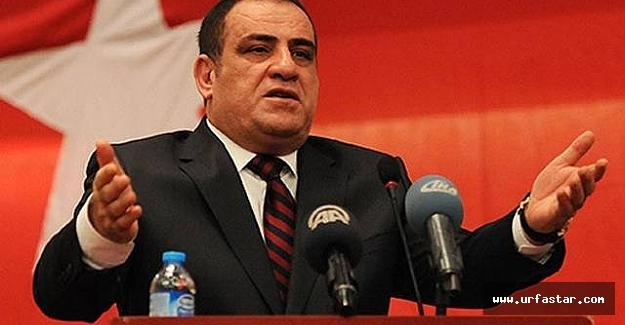 Urfalı Başkan istifa etti