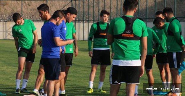 Urfaspor ilk maçına çıkıyor