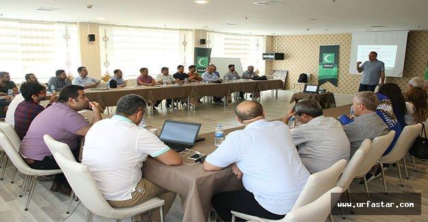 Yeşilaycılar Diyarbakır'da buluştu