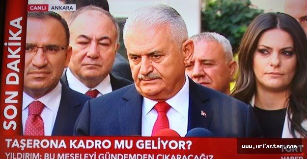 Başbakan'dan Taşeron İşçi Açıklaması