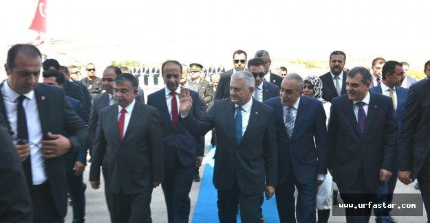 Başbakan Yıldırım Urfa'da