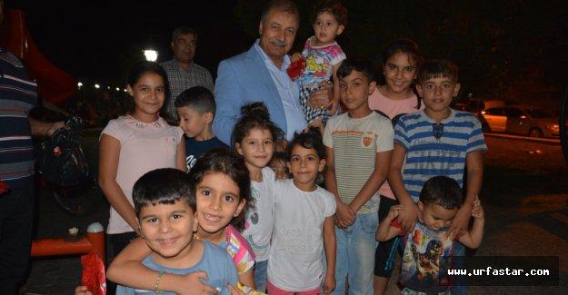 Başkan Pınarbaşı sahil boyunu gezdi